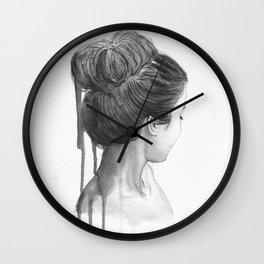 Sensual Wall Clock