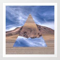 Bolivian Volcano Two Art Print