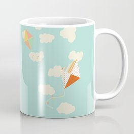 Let's go Fly a Kite Coffee Mug