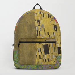 Gustav Klimt - The Kiss Backpack