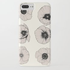 poppy iPhone 7 Plus Slim Case