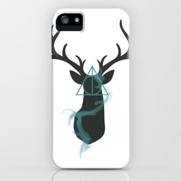 Patronus iPhone Case