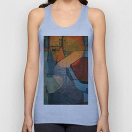 Olympic Boxing Unisex Tank Top
