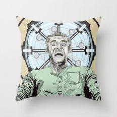 Total Recall - Arnold Schwarzenegger Flavour Throw Pillow