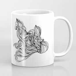 Mortal remains 2013 Ink on Paper Coffee Mug