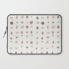 butts Laptop Sleeve