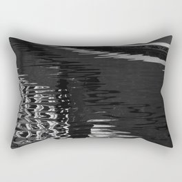 Your reality is distorted Rectangular Pillow
