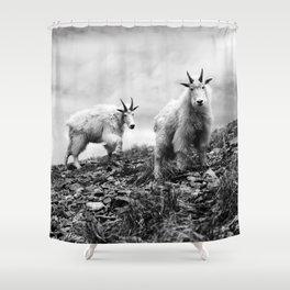 MOUNTAIN GOATS // 1 Shower Curtain