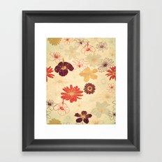 kind of spring Framed Art Print