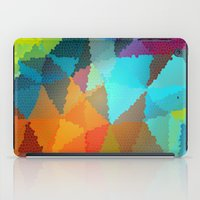 stained glass iPad Cases featuring Stained Glass  by Latidra Washington
