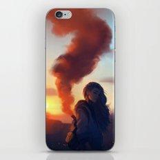HONOUR iPhone & iPod Skin