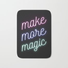 Make More Magic Bath Mat