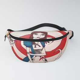 Alice Gone Mad Fanny Pack
