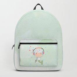 Sundara Happy Mermaid Backpack