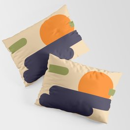 Summer Vacation Pillow Sham