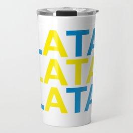 ZLATAN Travel Mug