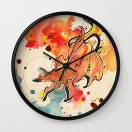 Obliquity Wall Clock