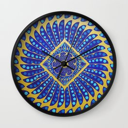 The Power of Creation Wall Clock