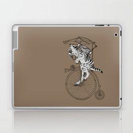 Steam Punk Tabby Cat Laptop & iPad Skin