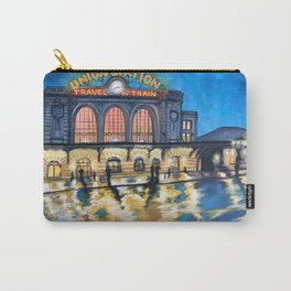 Denver's Union Station Carry-All Pouch