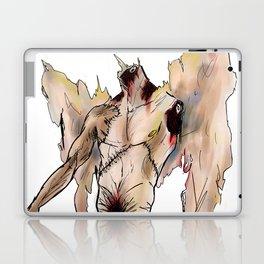 INKTOBER #2 'Angel' Laptop & iPad Skin