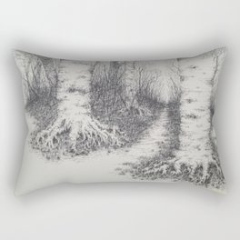 Peaceful Day Rectangular Pillow