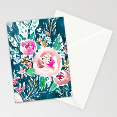 PLENITUDE FLORAL Stationery Cards