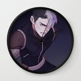 Voltron Shiro Wall Clock