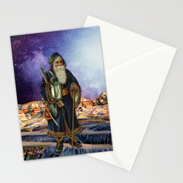 THE HERMIT TAROT CARD Stationery Cards