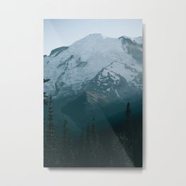 Mount Rainier IX Metal Print