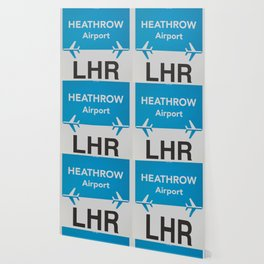 LHR Heathrow airport Wallpaper