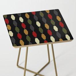 Colima - Black Side Table