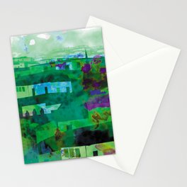 Despues de La Lluvia Stationery Cards
