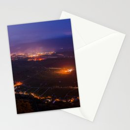 Nightscape 02 Stationery Cards