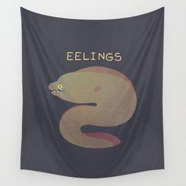 Eelings Wall Tapestry