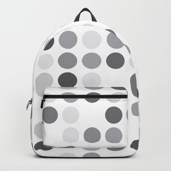 GREYS WHITE Backpack