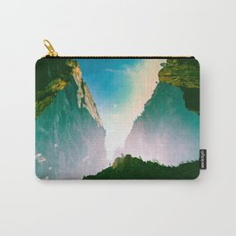 In Zion Carry-All Pouch