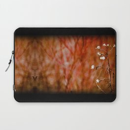 Red Hot Winter Laptop Sleeve