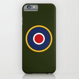 RAF Type C.1 Roundel iPhone Case