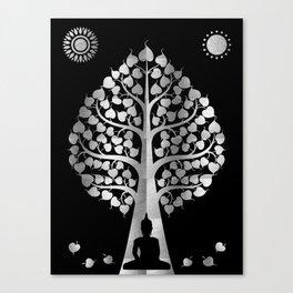Bodhi Tree0405 Canvas Print