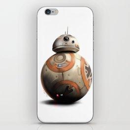 BB-8 by dana alfonso iPhone Skin