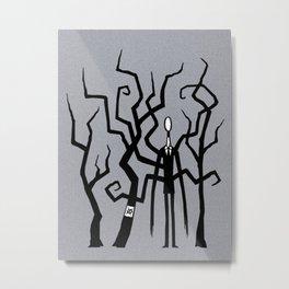 Slender Metal Print