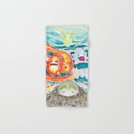 ˹Four Elements˼ Hand & Bath Towel