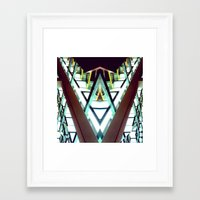 architect Framed Art Prints featuring Architect  by Rob Hayes