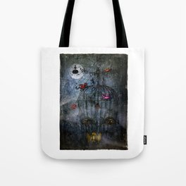 The Cage IV - Abandoned Tote Bag