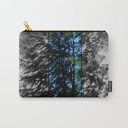 Tree On Seaside Carry-All Pouch
