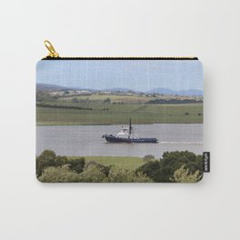 Tug Motoring Down the Tamar* Carry-All Pouch
