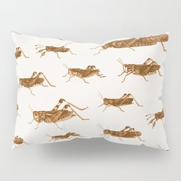 Crickets Pillow Sham