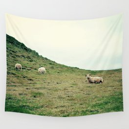 Icelandic Sheep Wall Tapestry