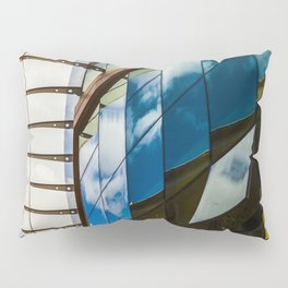 Modern and classic architecture Pillow Sham